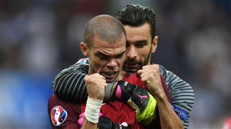 Pepe named man of the match in Euro 2016 final | Goal