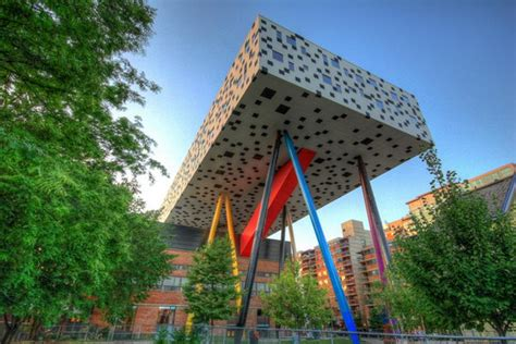 30+ Unique and Interesting Buildings in The World - Hative