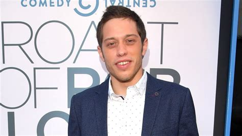 Pete Davidson Shows Off His New Unicorn Tattoo And It's