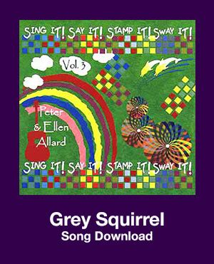Grey Squirrel Song Download: Songs for Teaching