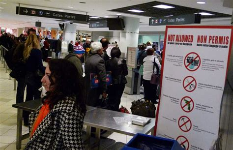 Gallery: Airport security crackdown