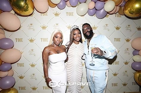 Rick Ross Throws Daughter Lavish Sweet 16, Buys Her A