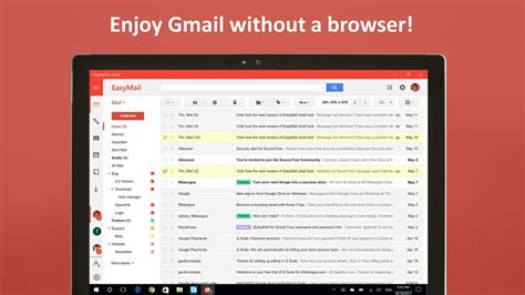 EasyMail for Gmail Desktop Client | How To Setup | Review