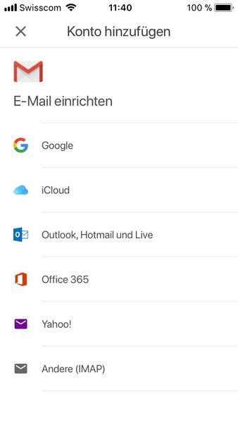 Gmail-App wird universell - onlinepc
