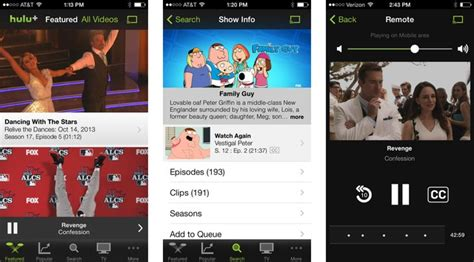 Hulu Plus App Can Now Cast and Control TV Shows & Movies