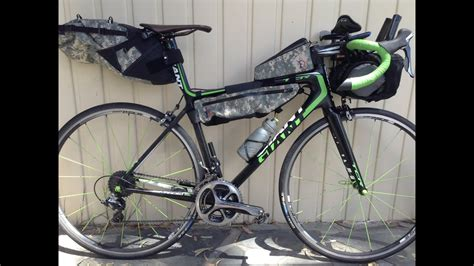 Cycling Tips: World's Lightest Touring Bike In Detail