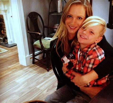 A J Cook family: siblings, parents, children, husband