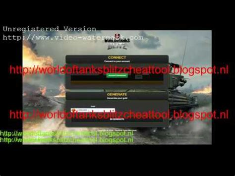World Of Tanks Blitz Hack Unlimited Gold!, ios, andriod