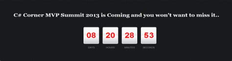 Countdown Timer in ASP
