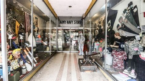 Shop Around: Army Navy Store may be closing | The State