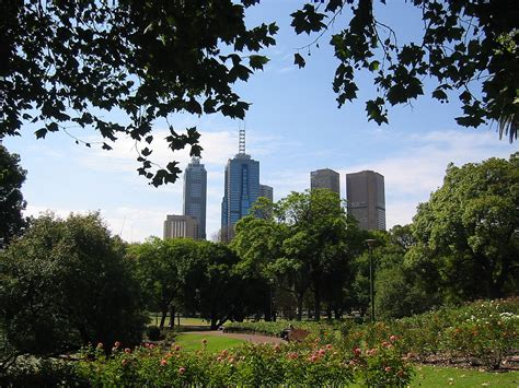 Parks and gardens of Melbourne - Wikipedia
