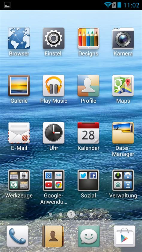 Test Huawei Ascend G525 Smartphone - Notebookcheck