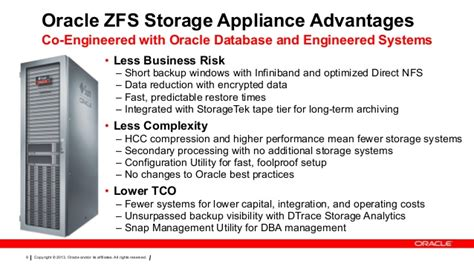 Oracle ZFS Storage ZS3-2 How to Achieve 25TB/hour Backups