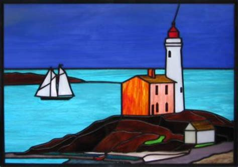 Patrick's Stained Glass Projects