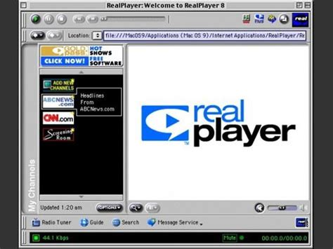 RealPLayer Free Download For Windows 10, 8