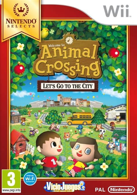 Bild - Animal Crossing- Let's go to the City Game Cover