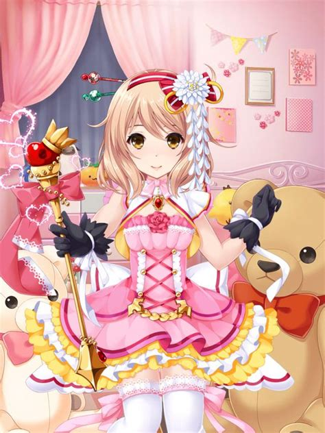 My Dream Girlfriend, Free, IOS, Android, Dressup, Anime