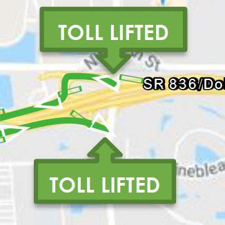 Toll Suspended at NW 107th Avenue · City of Doral
