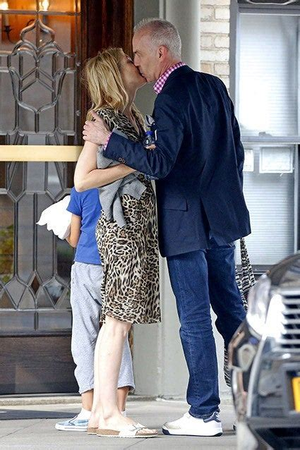Kelly Rutherford Reunites With Her Children in New York