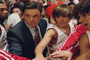 Once a Wildcat, Always a Wildcat- Troy Bolton's Dad Stops